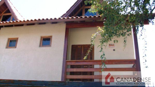 Condominio Horizontal - Casa 3 Dorm, Tristeza, Porto Alegre (3878)