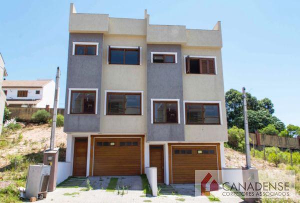 Altos de Santa Rita - Casa 3 Dorm, Ipanema, Porto Alegre (3991)