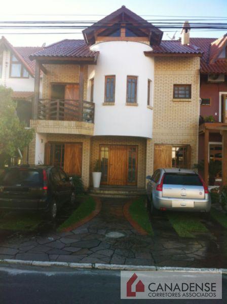 Casa em Condominio em Ipanema, Porto Alegre (4231)