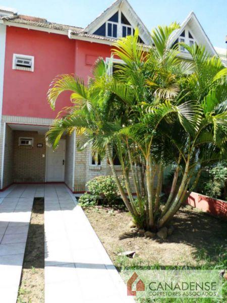 Casa 3 Dorm, Guarujá, Porto Alegre (5916)
