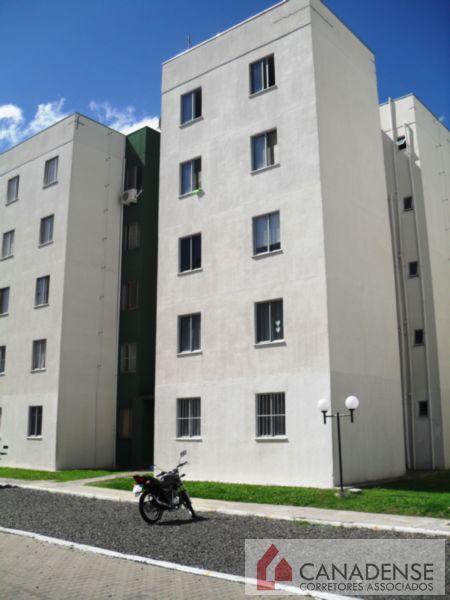 Vivendas do Sol 1 - Apto 2 Dorm, Restinga, Porto Alegre (6158)