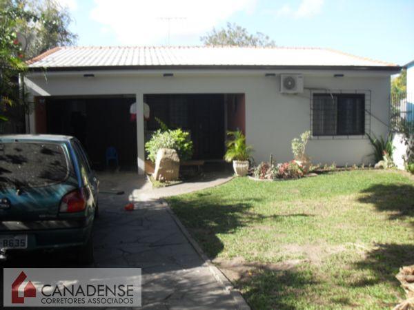 Casa 2 Dorm, Hípica, Porto Alegre (6164)