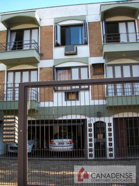 Edíficio Jardim Capivari - Apto 2 Dorm, Cristal, Porto Alegre (6294)