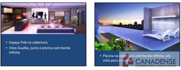 Soho Connect - Apto 1 Dorm, Cristal, Porto Alegre (6496) - Foto 2