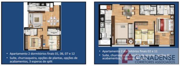 Soho Connect - Apto 1 Dorm, Cristal, Porto Alegre (6496) - Foto 6
