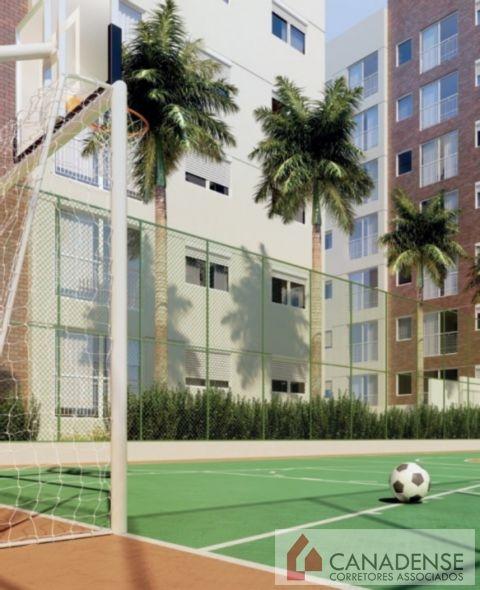 Barra Garden - Apto 2 Dorm, Vila Nova, Porto Alegre (6789) - Foto 2