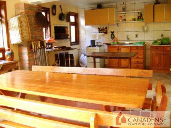 Cantegril Club Fase II - Casa 4 Dorm, São Tomé, Viamão (7099) - Foto 26