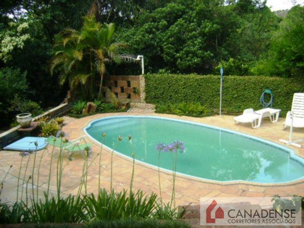 Cantegril Club Fase II - Casa 4 Dorm, São Tomé, Viamão (7099) - Foto 27