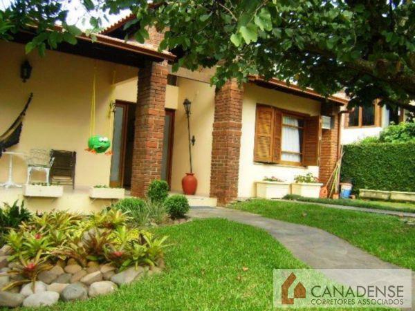 Cantegril Club Fase II - Casa 4 Dorm, São Tomé, Viamão (7099)
