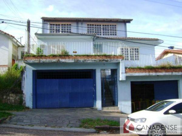 Jardim Medianeira - Casa 4 Dorm, Medianeira, Porto Alegre (7409) - Foto 2