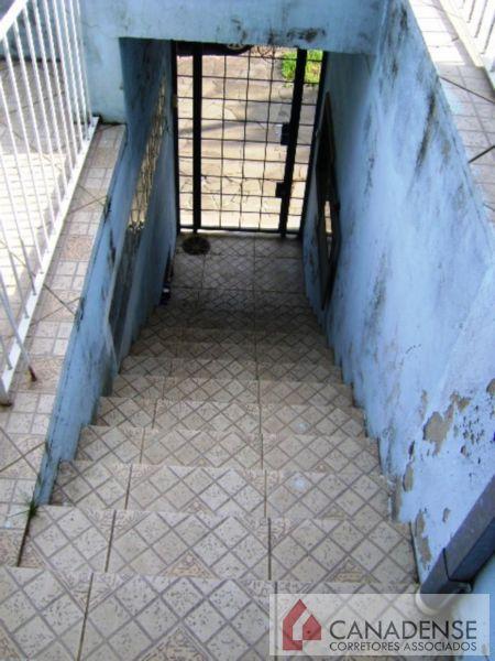 Jardim Medianeira - Casa 4 Dorm, Medianeira, Porto Alegre (7409) - Foto 35