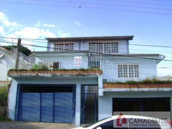 Jardim Medianeira - Casa 4 Dorm, Medianeira, Porto Alegre (7409)