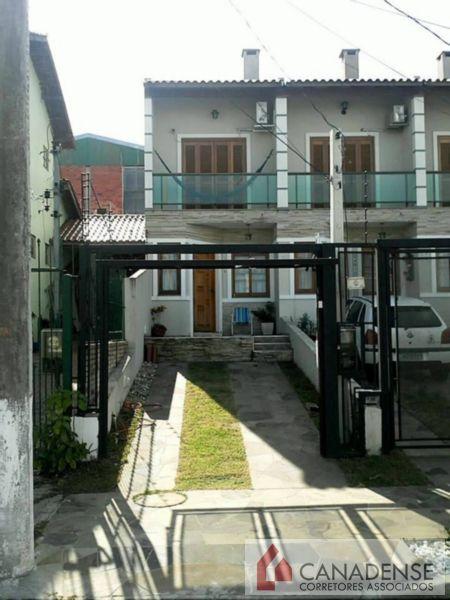 Hípica Boulevard - Casa 2 Dorm, Hípica, Porto Alegre (7498)