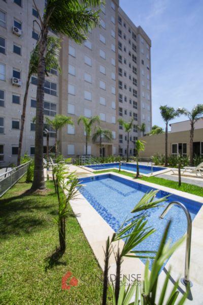 Supera Condomínio Clube - Apto 2 Dorm, Cavalhada, Porto Alegre (7588)