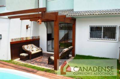Jardins do Prado - Casa 3 Dorm, Hípica, Porto Alegre (7691) - Foto 15