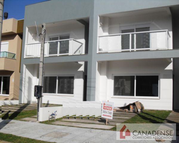 Lagos de Nova Ipanema - Casa 3 Dorm, Hípica, Porto Alegre (7847)