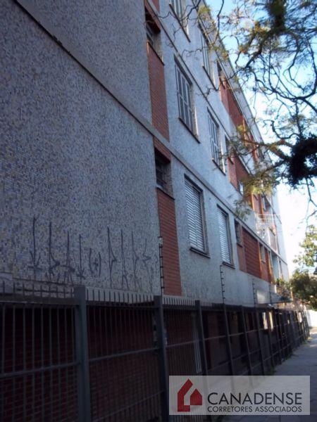 Edifício Jacui - Apto 1 Dorm, Praia de Belas, Porto Alegre (7962) - Foto 2