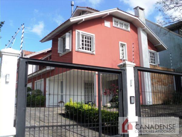 Richiano Della Punta - Casa 3 Dorm, Ipanema, Porto Alegre (8123)