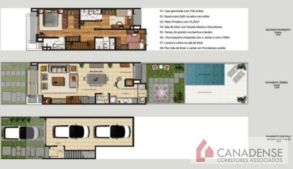 Casa 3 Dorm, Ipanema, Porto Alegre (8227) - Foto 2