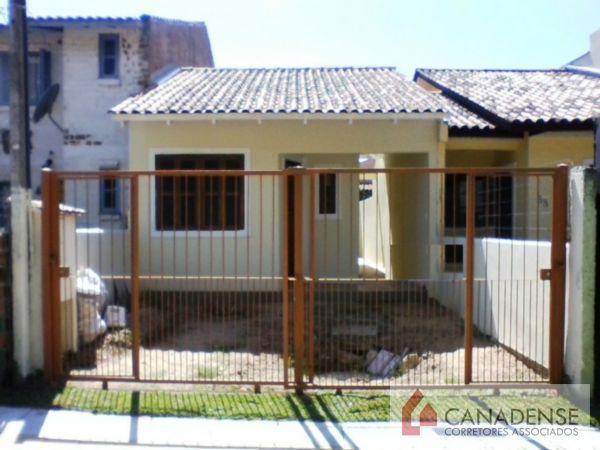 Campos de Ipanema - Casa 2 Dorm, Hípica, Porto Alegre (8238)