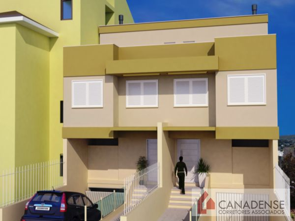 Altos do Ipê - Casa 3 Dorm, Ipanema, Porto Alegre (8246)