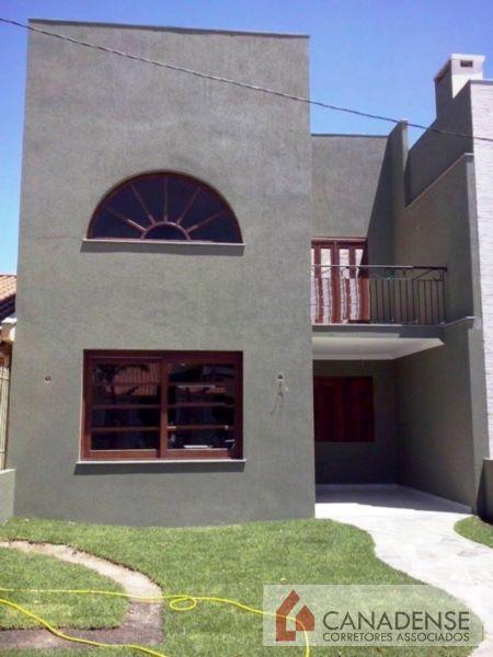 Jardins do Prado - Casa 3 Dorm, Hípica, Porto Alegre (8260)