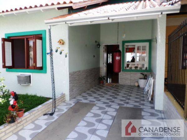 Nova Ipanema - Casa 3 Dorm, Hípica, Porto Alegre (8358)