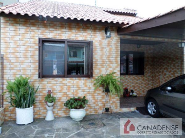 Vivendas de Nova Ipanema - Casa 3 Dorm, Hípica, Porto Alegre (8381)