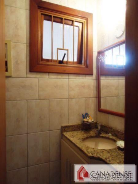Dom Guilherme - Casa 3 Dorm, Espírito Santo, Porto Alegre (8408) - Foto 10