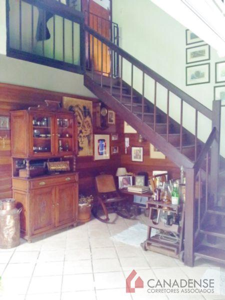 Santa Mônica - Casa 3 Dorm, Ipanema, Porto Alegre (8418) - Foto 14