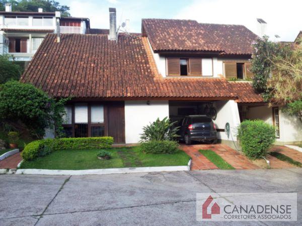 Santa Mônica - Casa 3 Dorm, Ipanema, Porto Alegre (8418)