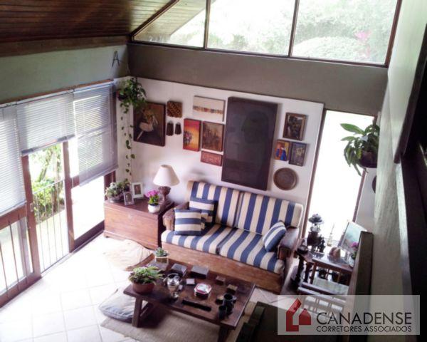 Santa Mônica - Casa 3 Dorm, Ipanema, Porto Alegre (8418) - Foto 4