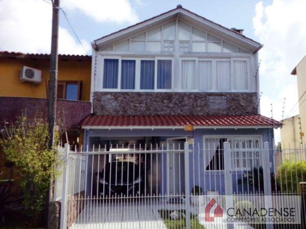 Nova Ipanema - Casa 3 Dorm, Hípica, Porto Alegre (8435)