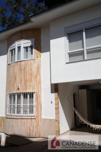 Villa Fermosa - Casa 3 Dorm, Teresópolis, Porto Alegre (8453) - Foto 9