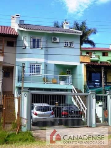 Altos do Ipê - Casa 3 Dorm, Ipanema, Porto Alegre (8454)