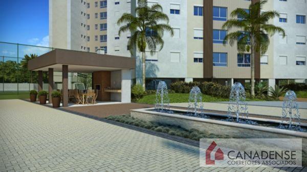 Life Park - Apto 2 Dorm, Marechal Rondon, Canoas (8518) - Foto 3