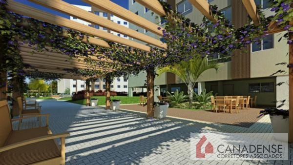Life Park - Apto 2 Dorm, Marechal Rondon, Canoas (8518) - Foto 5