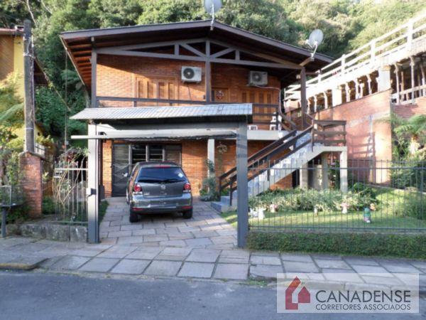 Casa 3 Dorm, Centro, Gramado (8524)