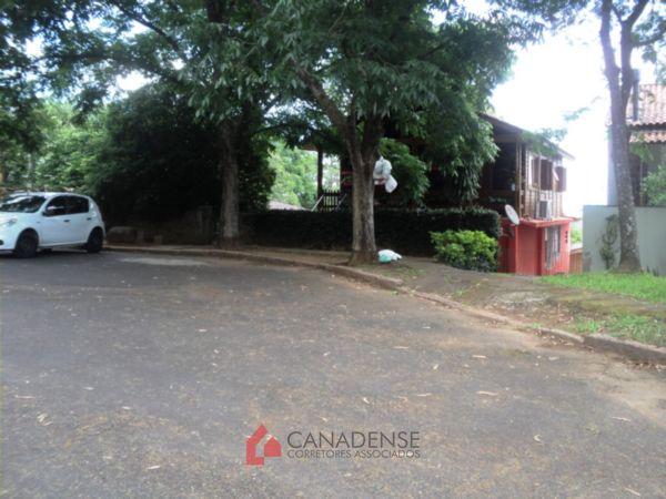 Jardim Medianeira - Casa 3 Dorm, Medianeira, Porto Alegre (8526) - Foto 2