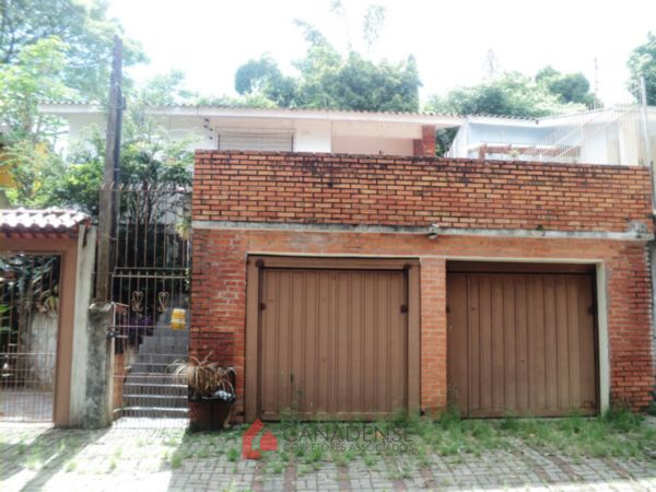 Jardim Medianeira - Casa 3 Dorm, Medianeira, Porto Alegre (8526)