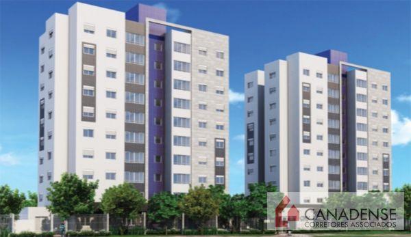 OXY Home - Apto 2 Dorm, Cavalhada, Porto Alegre (8611)
