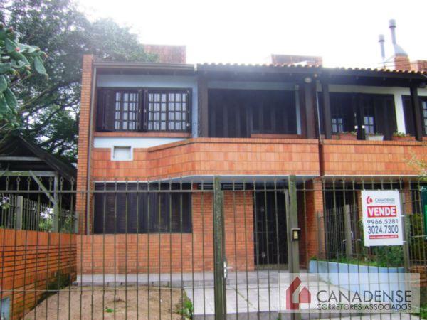 Tapete Verde - Casa 3 Dorm, Ipanema, Porto Alegre (8737)