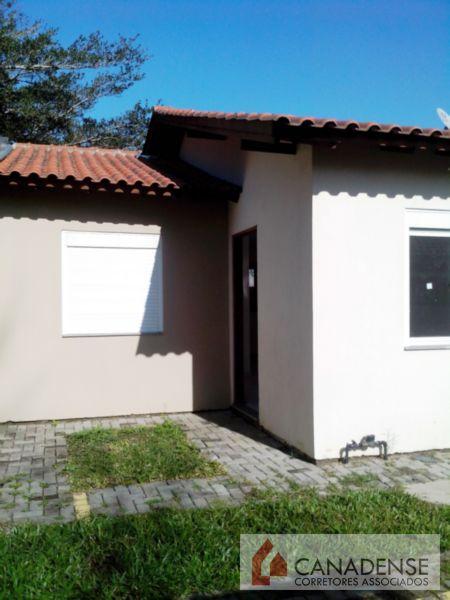 Morada das Espatodeas II - Casa 2 Dorm, Ponta Grossa, Porto Alegre - Foto 11