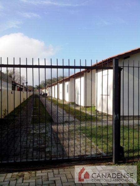 Morada das Espatodeas II - Casa 2 Dorm, Ponta Grossa, Porto Alegre - Foto 2