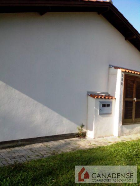 Morada das Espatodeas II - Casa 2 Dorm, Ponta Grossa, Porto Alegre - Foto 4
