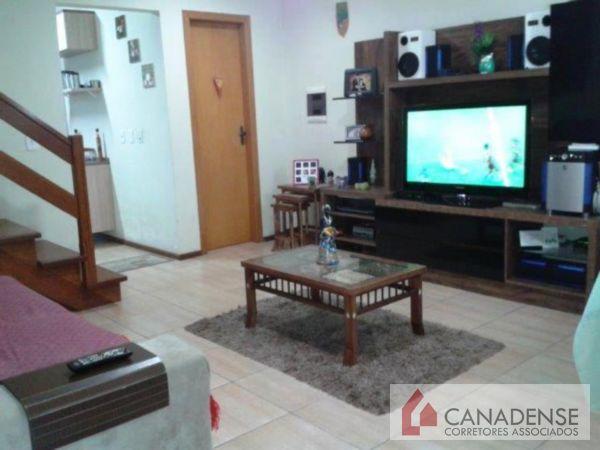 Canadense Corretores Associados - Casa 2 Dorm