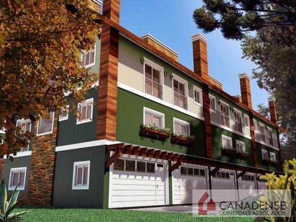 Residencial Arvores de Canela - Apto 3 Dorm, Canela, Canela (8868) - Foto 2