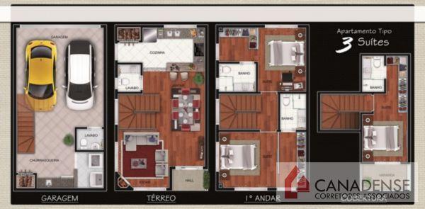 Residencial Arvores de Canela - Apto 3 Dorm, Canela, Canela (8868) - Foto 8