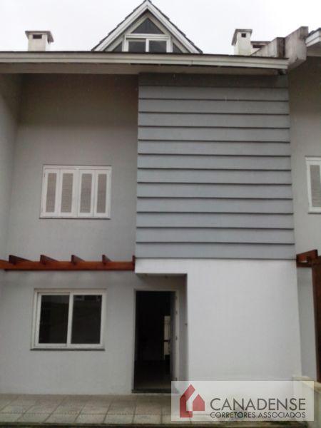 Residencial Arajás - Casa 3 Dorm, Vila Nova, Porto Alegre (8899)