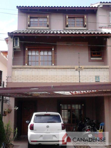 Di Primio Beck - Casa 3 Dorm, Guarujá, Porto Alegre (8935)